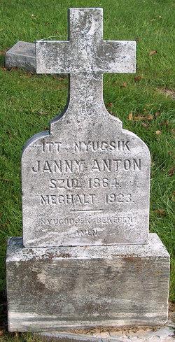 Anton Janny