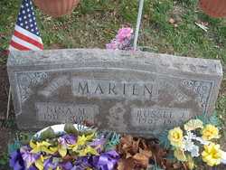 Russel J Marten