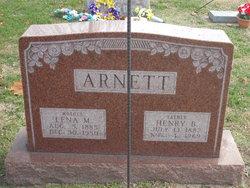Lena M. <I>Bottin</I> Arnett