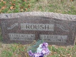 Florence May <I>Stott</I> Roush