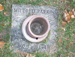Mildred Louise <I>Ashley</I> Parkins