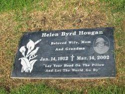 Helen <I>Byrd</I> Hougan