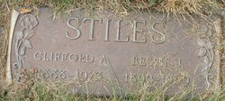 Clifford Anton Stiles