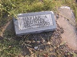 Mariah A. Gunter