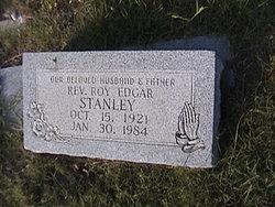 Rev Roy Edgar Stanley