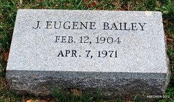 J Eugene Bailey