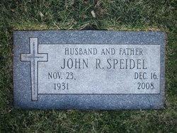John R. Speidel