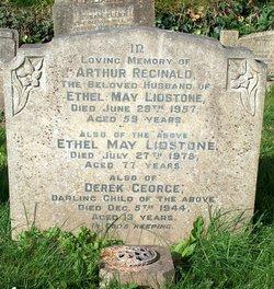 Ethel May <I>Perring</I> Lidstone