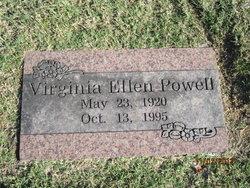 Virginia Ellen Powell