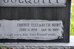 Connie Elizabeth <I>Burt</I> Colquitt