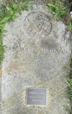 Thomas Charles <I>Mathews</I> Williams