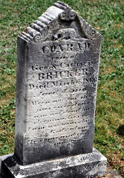 Conrad Bricker