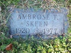 Ambrose T Skeen