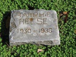 Ralph E. Reese