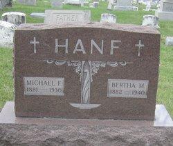 Michael F Hanf