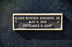 Elder Burgess Johnson, Jr