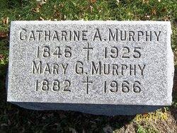 Catharine Ann <I>Connor</I> Murphy