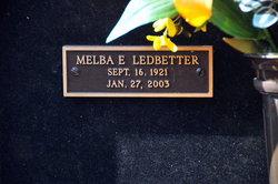 Melba E. Ledbetter