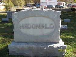 Malvina T <I>Cassidy</I> McDonald