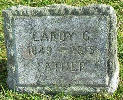 Laroy G Huff