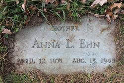 Anna Louise <I>Carlson</I> Ehn