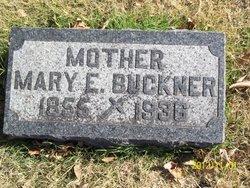 Mary E Buckner