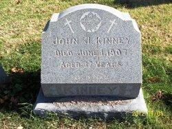 John J Kinney
