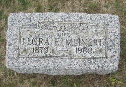 "Florence Eleanora ""Flora"" <I>Trott</I> Meinert"