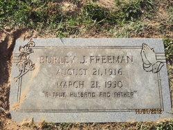 Burley J Freeman