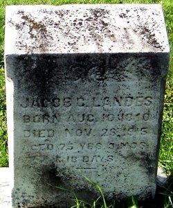 Jacob Clemens Landes