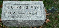 Boston Gilson
