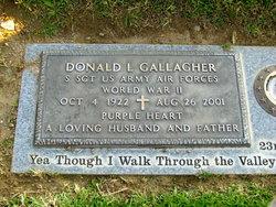 Donald Lorraine Gallagher