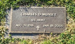 Charles D Munsey
