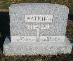 Lewis E Watkins