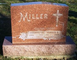 Harry E Miller, Sr