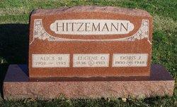 Eugene O Hitzemann