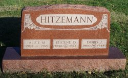Doris J Hitzemann