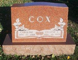 Eugene C Cox