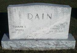 Edward T Dain