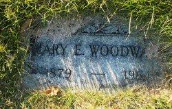 Mary E. <I>Blair</I> Woodward