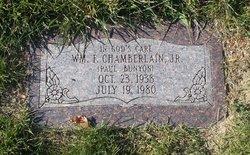 William Fremont Chamberlain, Jr