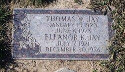 Thomas W Jay