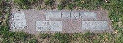 Pauline E Flick