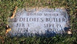 Delores Ruth <I>Williams</I> Butler