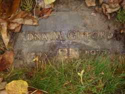Edna Mae <I>Strout</I> Gifford