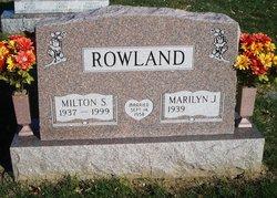 Marilyn J Rowland