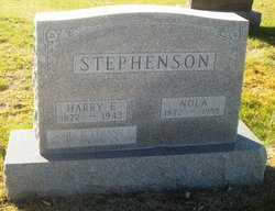 Mary E <I>Summers</I> Stephenson