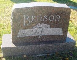 Robert L Benson