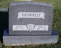Harry M Brownlee