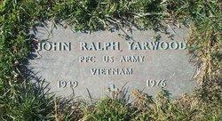 John Ralph Yarwood